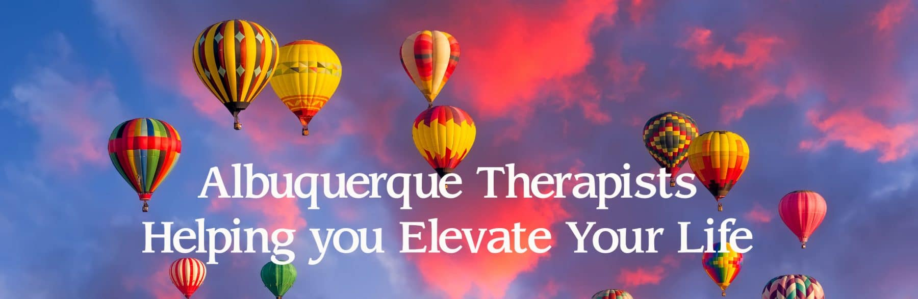 Finding the BEst Albuquerque Therapists for Your Needs
